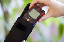 Leica Entfernungsmesser D210 : Leica disto d test u entfernungsmesser testbericht
