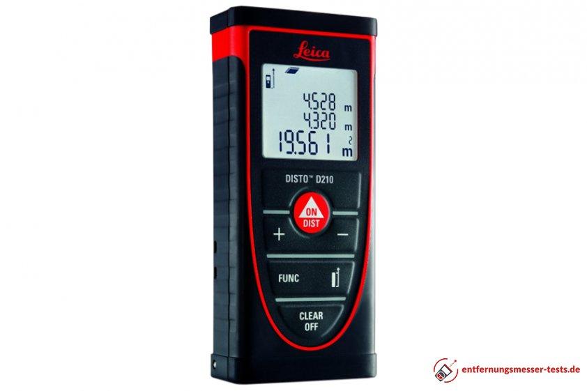 Entfernungsmesser Für Außenbereich : Leica disto d test u entfernungsmesser testbericht